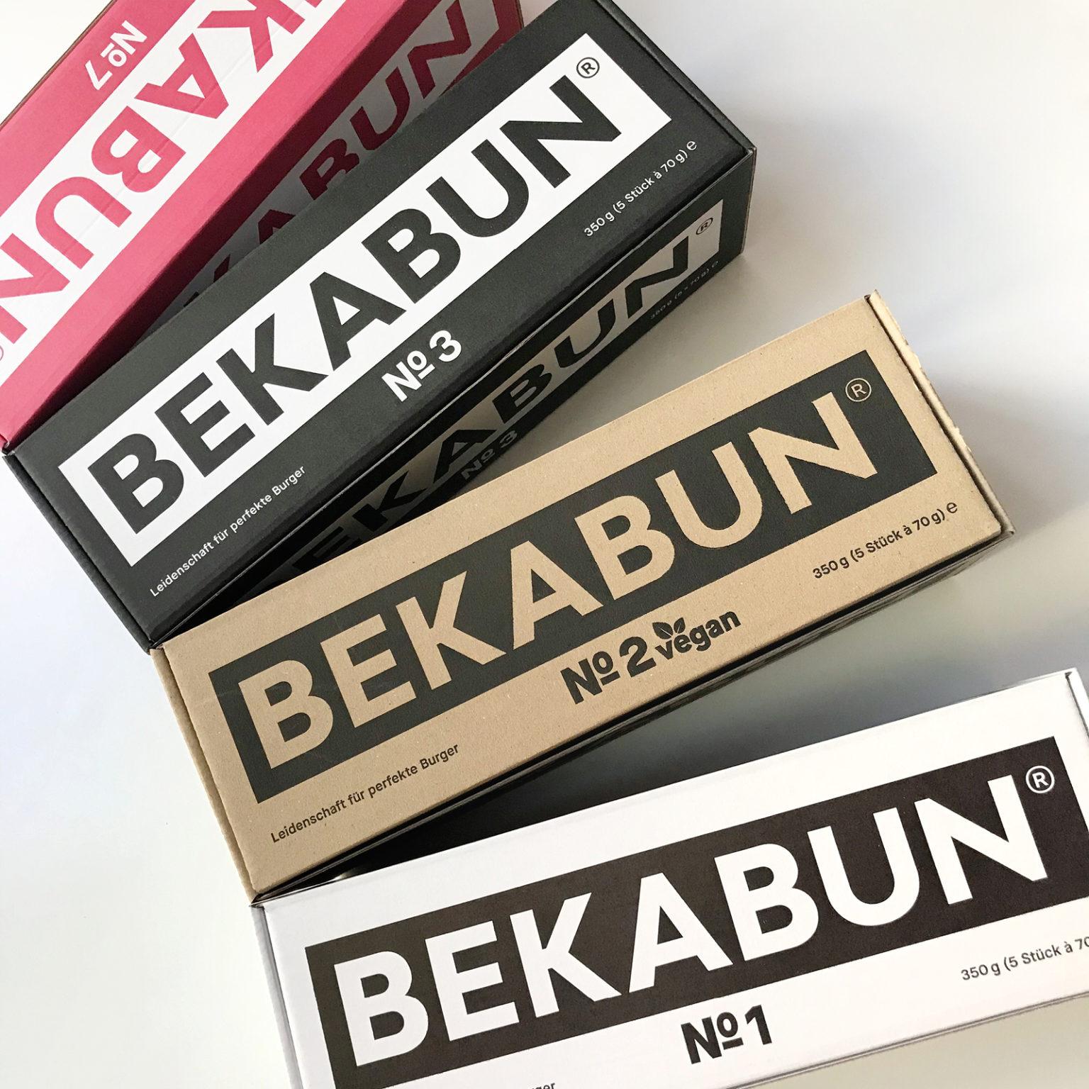 BEKABUN Branding und Design Referenz der Agentur RIGHT Marketing Berlin.
