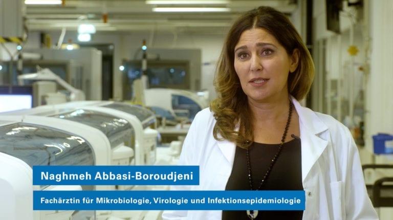 Akkreditierten Labore in der Medizin – ALM e.V. Image Film Kampagne Referenz der Agentur RIGHT Marketing Berlin