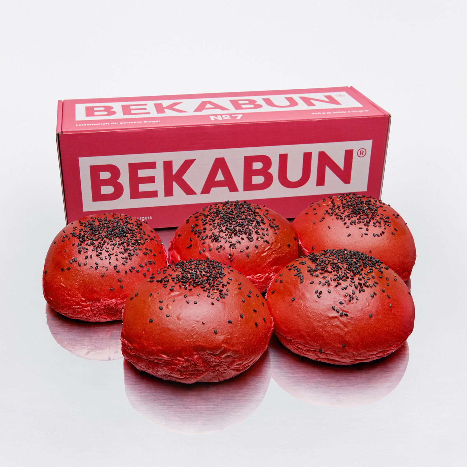 Bekarei BEKABUN No7 Box Foto Referenz der Agentur RIGHT Marketing Berlin.