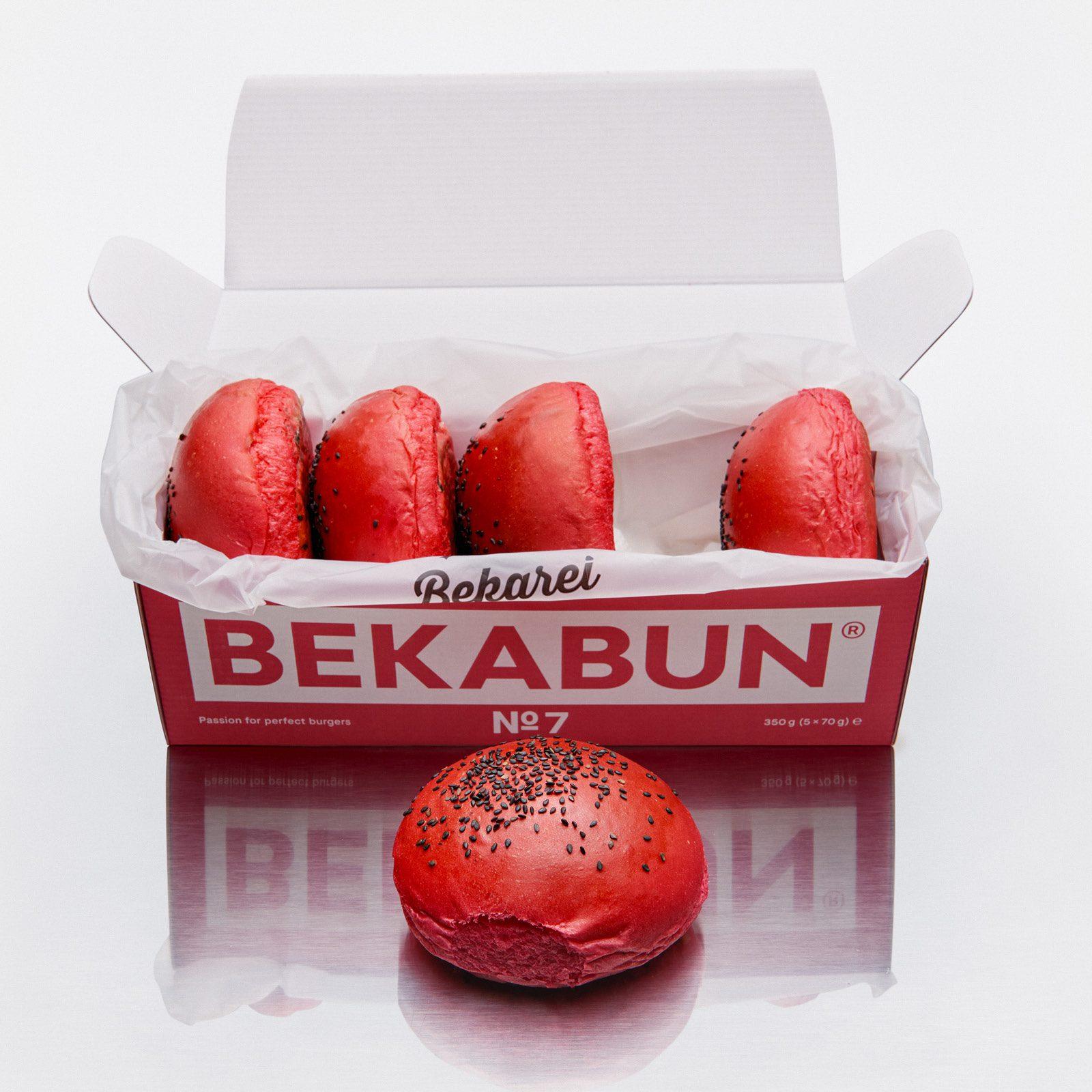 Bekarei BEKABUN No7 Box Referenz der Agentur RIGHT Marketing Berlin.