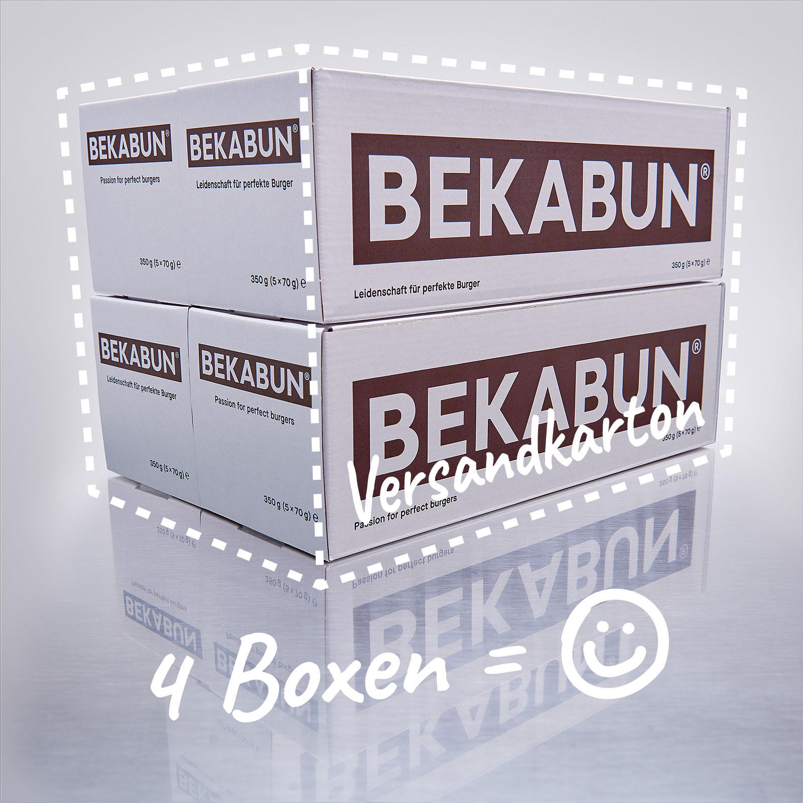 Bekarei BEKABUN Lucky 4 Box Referenz der Agentur RIGHT Marketing Berlin.